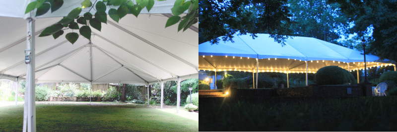 Frame Tent at Ashford Manor Bed and Breakfast