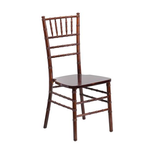 Fruitwood Chiavari Chair - Oconee Events