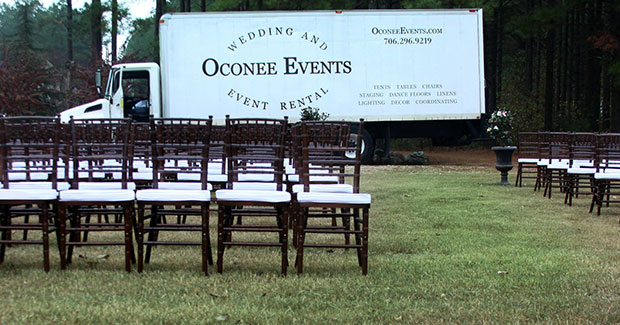 oconee events rental