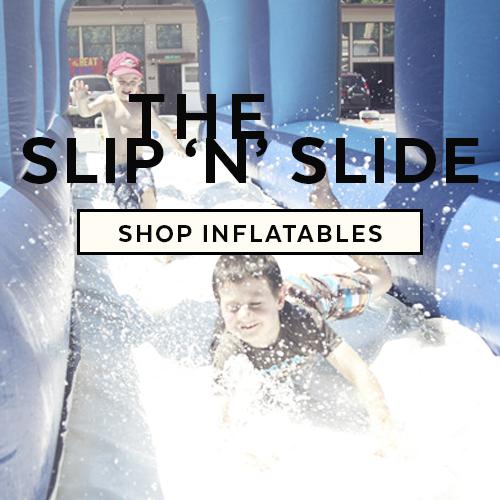 slip n slide rental