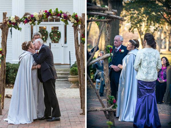 arbor wedding rental
