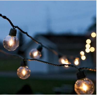 Cafe String Lights