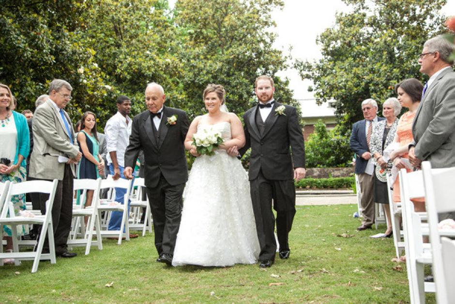 Founder's Garden Wedding Athens, GA