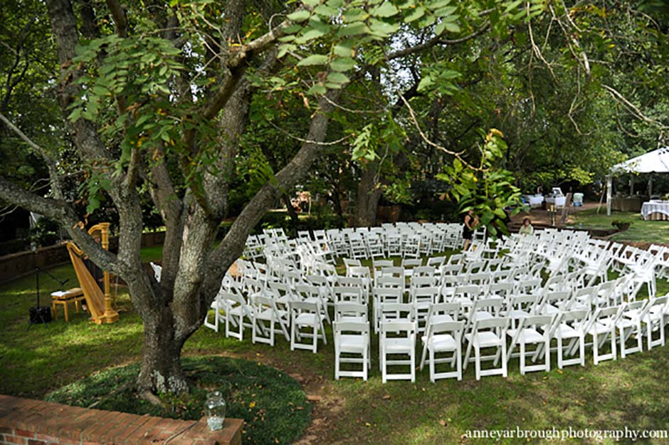 White Folding Chairs Athens Atlanta Amp Lake Oconee