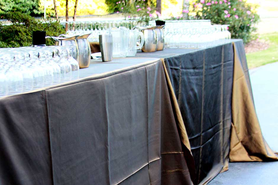 wedding-bar-setup