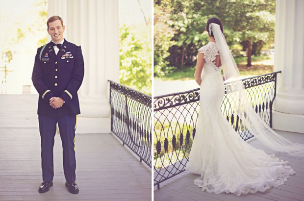 Elegant Military Wedding - UGA - Taylor Grady House Athens Georgia