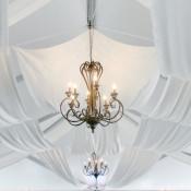chandelier rental Archives - Oconee Event Rentals | Tents, Farm ...