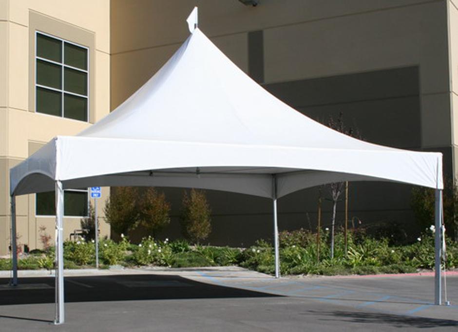 Oconee Events - Freestanding High Peak Tents in Athens, GA