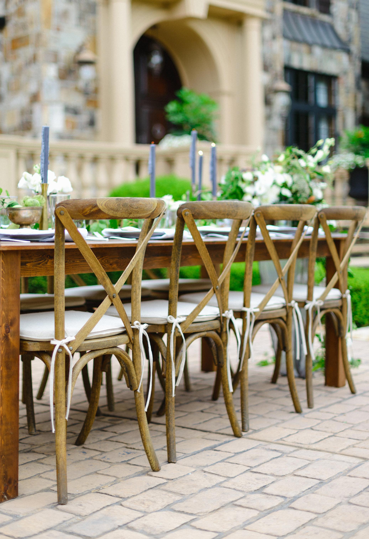 Crossback Vineyard Chair Rental By Oconee Events Chair