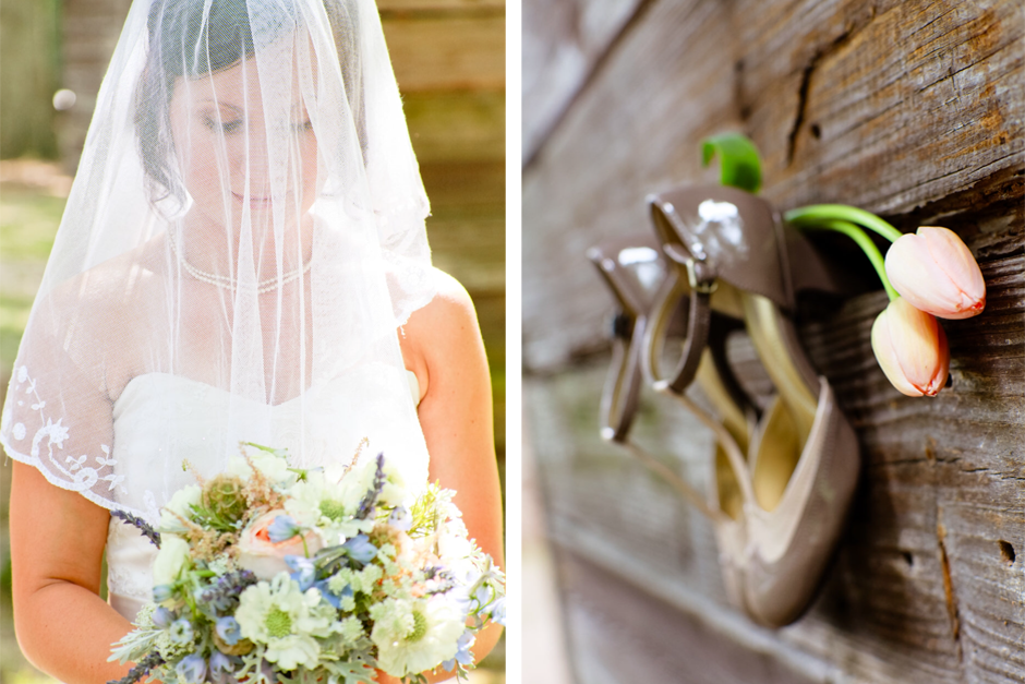 Spring Wedding - Historic Southern Farmhouse