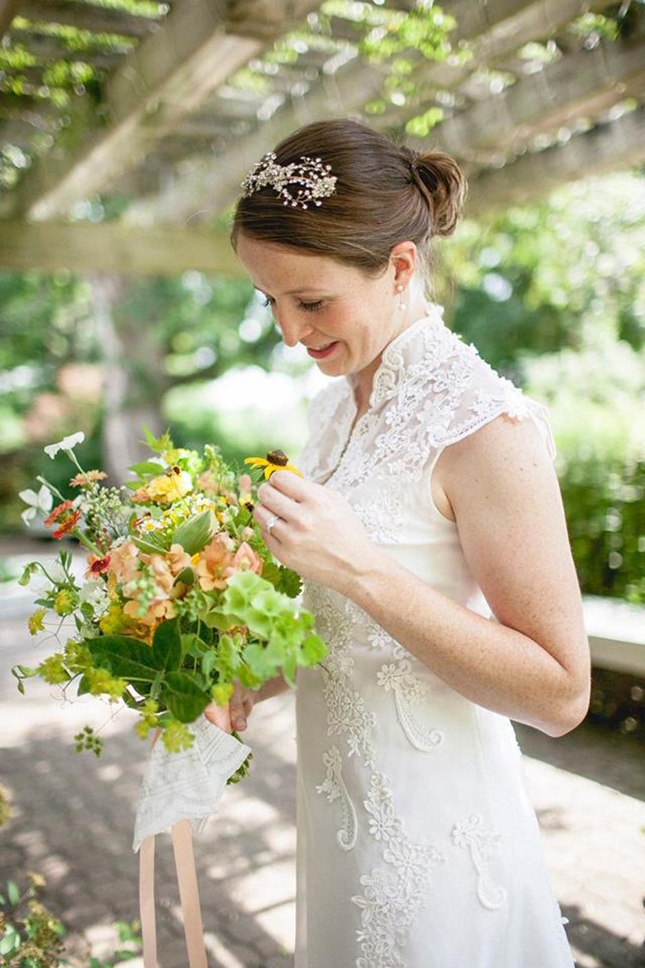 Oconee Events Romantic Barn Wedding At Silverthorn Farm