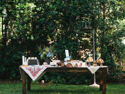 Oconee events georgia farm table rentals buffet tables 400x300 jpg