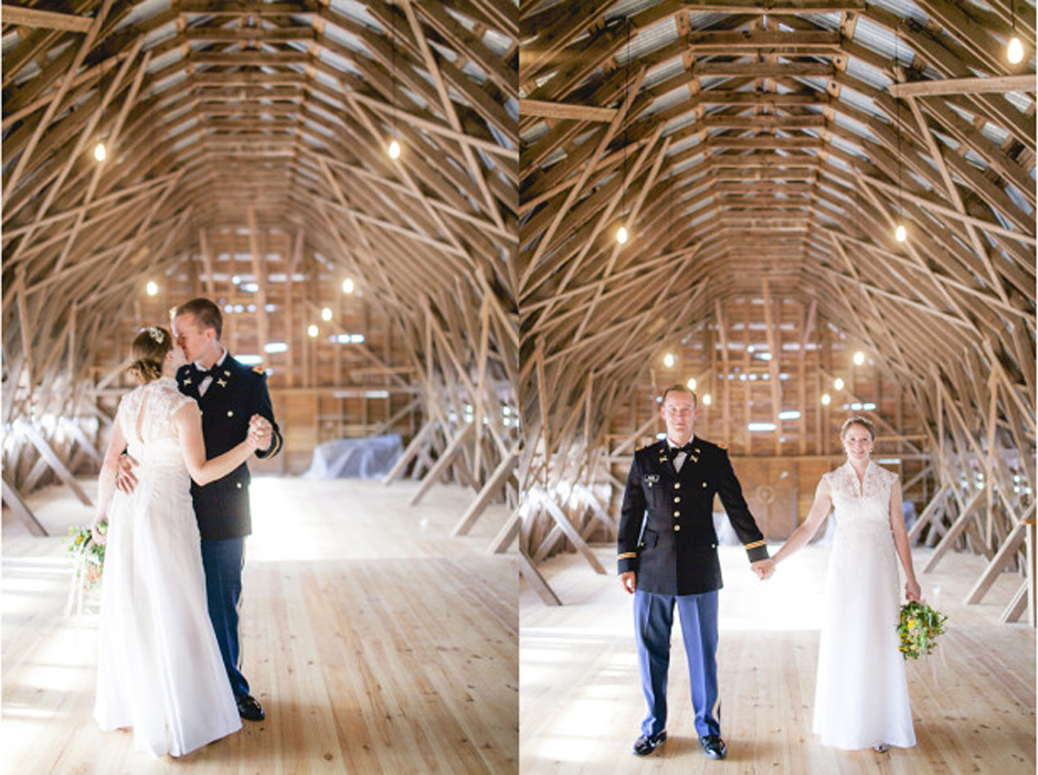 Oconee Events Romantic Barn Wedding At Silverthorn Farm