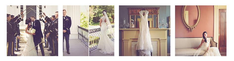 Oconee Events - Military Wedding at Taylor Grady House