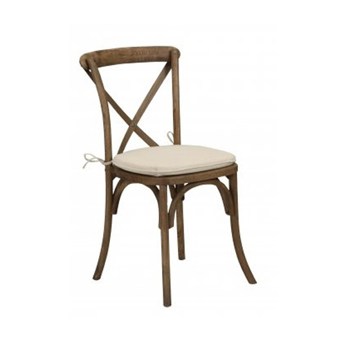 Exceptionnel Crossback Vineyard Chair