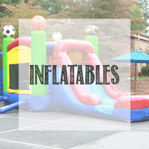 Inflatable Rental in Athens, GA - Oconee Events