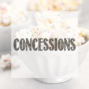 Concession Rentals in Athens, GA | Oconee Events