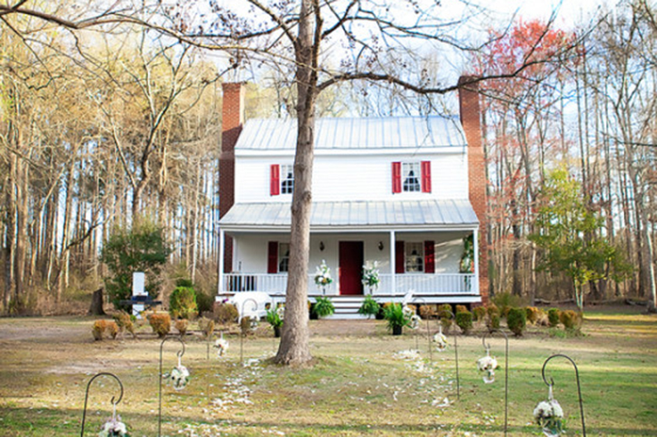 Oconee Events | Weddings at the Cottages on Mergendollar