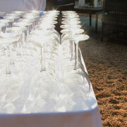 bar table rental wedding