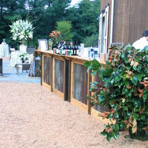 Oconee Events | Portable Wedding Bar for Rent Atlanta, GA