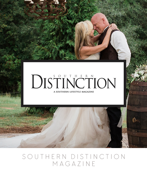 Oconee Events and Farm at High Shoals in Southern Distinction Magazine