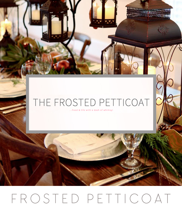 Oconee Events and Natalie Bradley featured on the Frosted Petticoat Blog