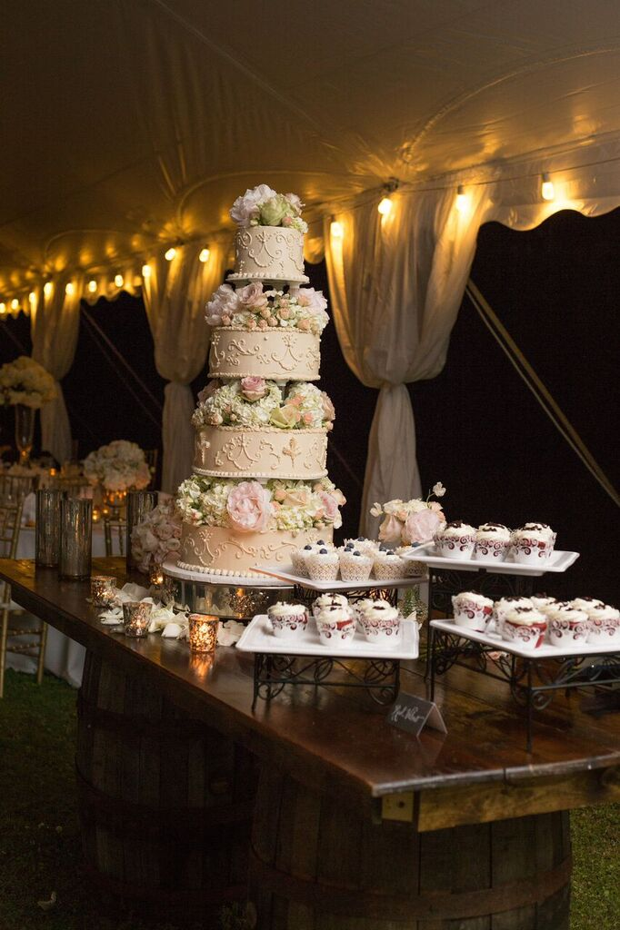 Oconee Events Farm Table Rentals-- Wedding Athens, GA