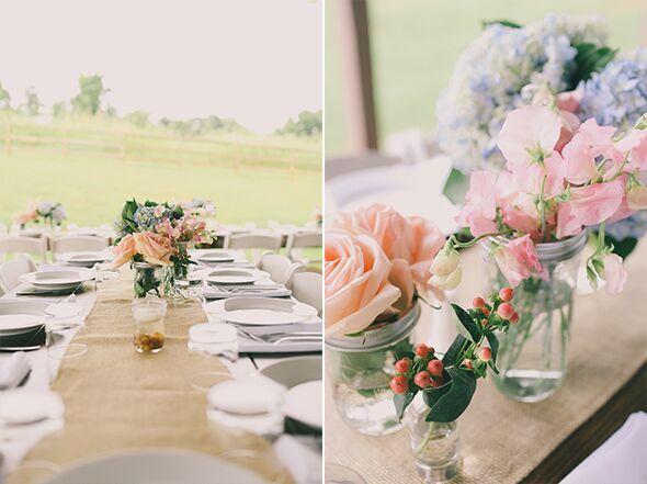 Oconee Events reception tables:chair rentals-- Wedding Athens, GA