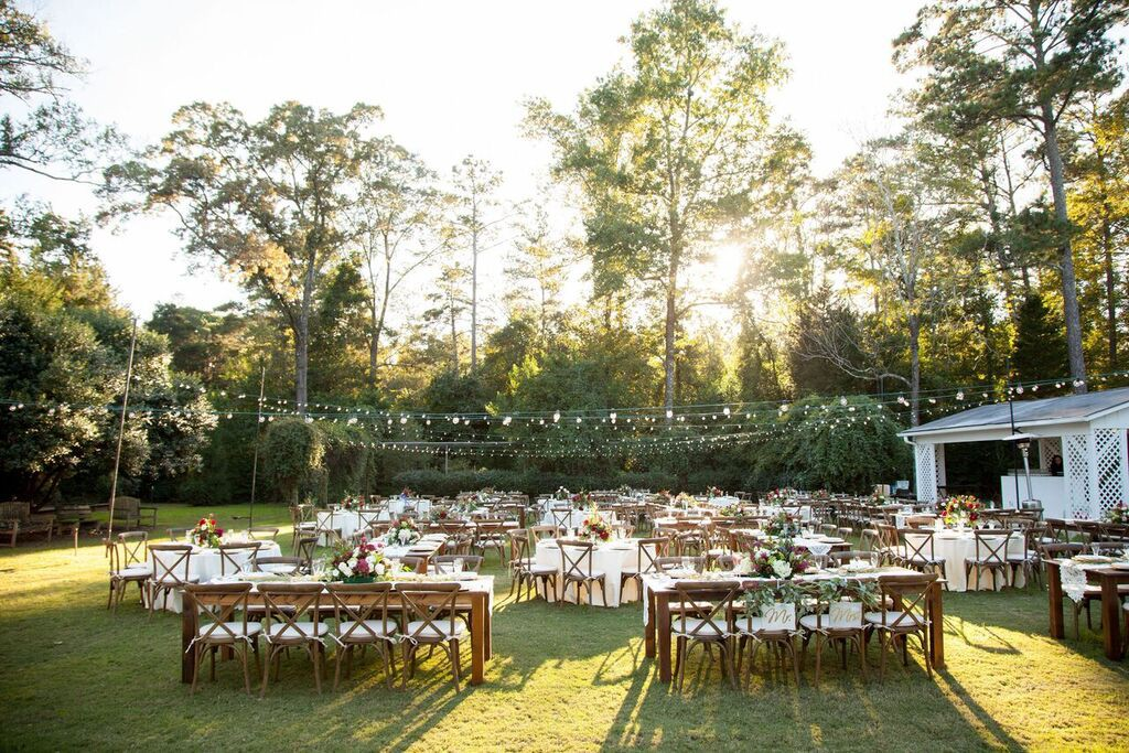 Oconee Events Real Weddings By Venue Athens Georgia
