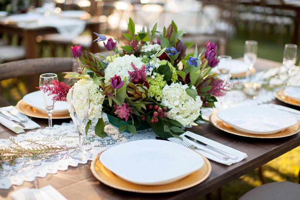 Oconee Events Farm table rentals-- Events:Weddings Athens,GA