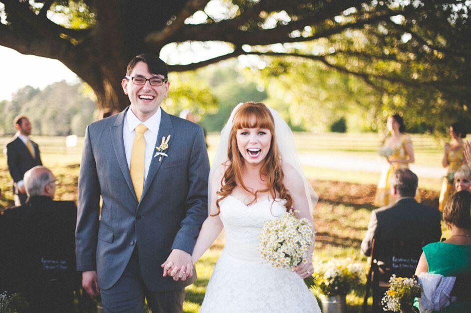 Oconee Events Fruitwood Folding Chair Rentals-- Weddings Athens, GA