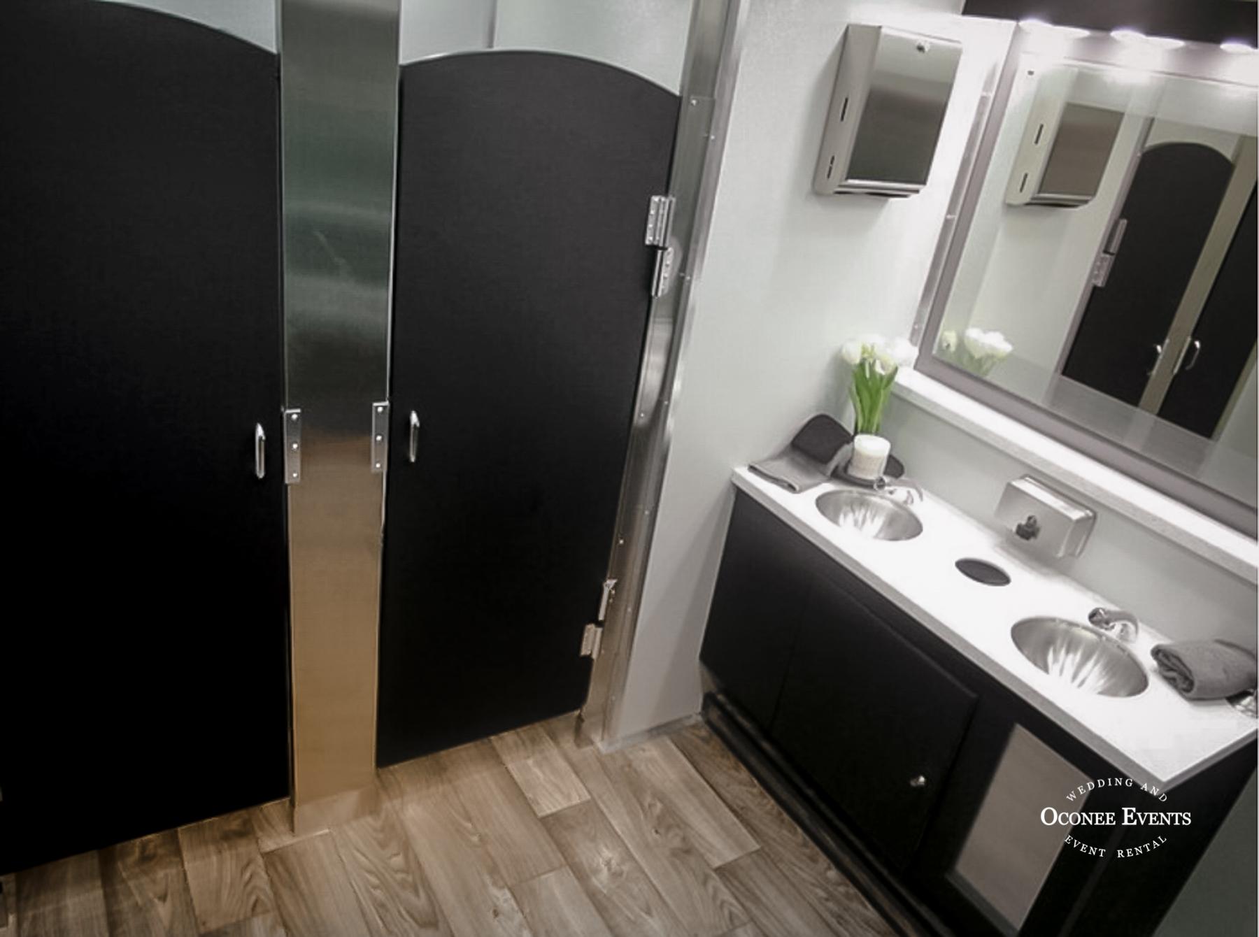 Oconee Events Restroom Trailer Rentals Atlanta, GA-3