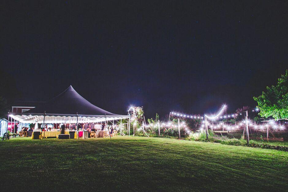 Oconee Events Tent rentals-- Athens GA Weddings