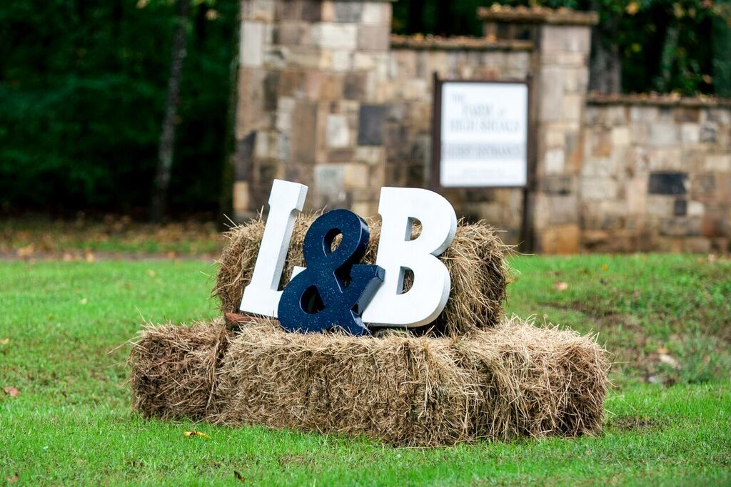 Oconee Events-- FHS barn wedding
