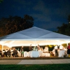 Oconee Events - Tent Rental in Athens, GA - University of Georgia North Campus Wedding -
