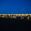Oconee Events Peak Tent Rental -- Farm at High Shoals Wedding in Athens, GA