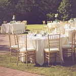 Oconee Events - Gold Chiavari Chairs For Rent in Athens, GA