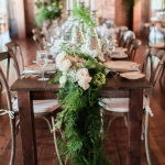 farm tables Weddings Athens GA