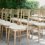 Gold Chairs Oconee Events