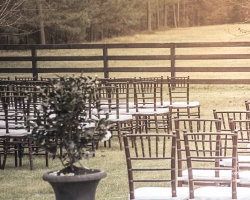 Oconee Events Wooden Chiavari chairs for Parties