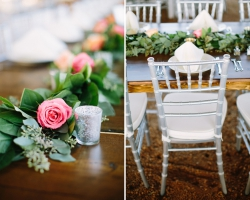 Oconee Events | Silver Wedding Chair Rental in Hartwell, GA