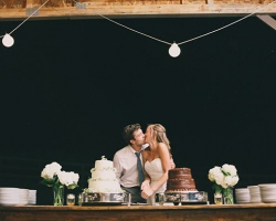 Oconee Events Lights and Buffet table Rental-- Wedding Athens, GA