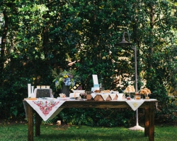 Oconee Events | Farmhouse Tables at Ashford Manor Bed & Breakfast | Lake Oconee, Athens, Atlanta, Gainesville