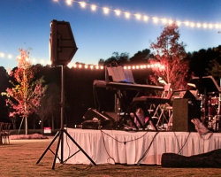 Oconee Events Band Staging Rental Athens and Lake Oconee_