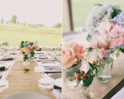 Oconee Events | The Barn at Price Mountain Farm | Atlanta Farm Table Wedding