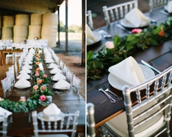 Oconee Events | Silver Chiavari Chair Rental in Athens, Georgia