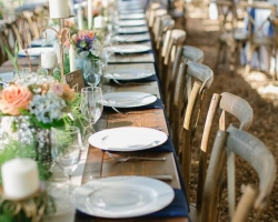 Oconee Events Farm Table-- Wedding Athens, GA
