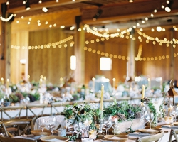 Oconee Events - String Light Rental in Athens Georgia