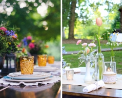 Oconee Events | Farm Tables at the John Oliver Michael House in Statham, GA