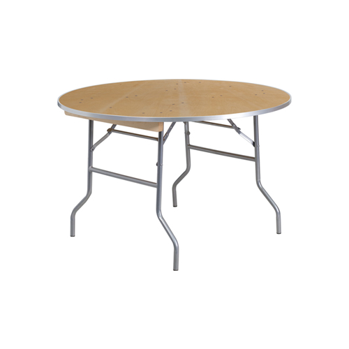Round Folding Table | 48 Inch